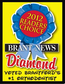Schacher Orthodontics Voted Brantford's #1 Orthodontist